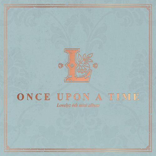 LOVELYZ | 러블리즈 | ONCE UPON A TIME [ LIMITED VER ]