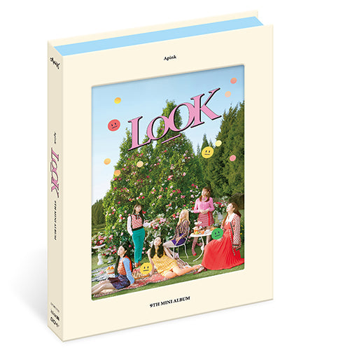 APINK | 에이핑크 | 9th Mini Album : LOOK