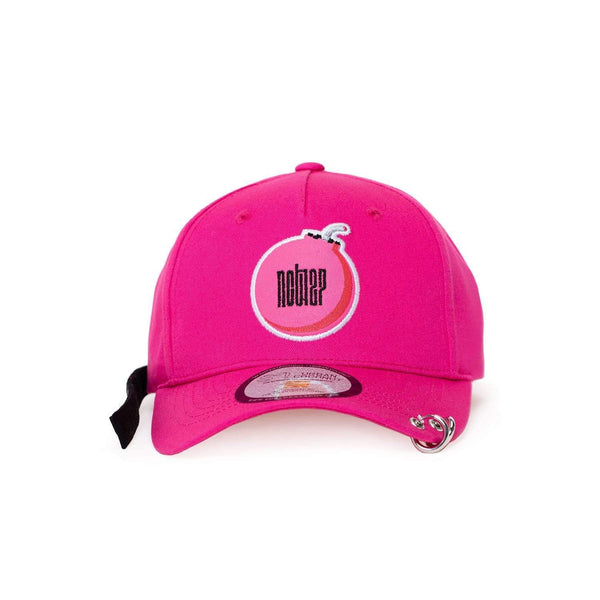 NCT 127  | 엔시티127 | Cherry Bomb Dad Hat with Long Strap and Rings