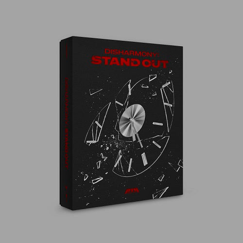 P1Harmony | 피원하모니 | 1st Mini Album [DISHARMONY : STAND OUT]