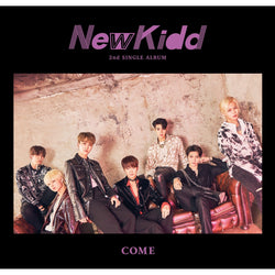 NEWKIDD | 뉴키드 | 2nd Single Album : COME - KPOP MUSIC TOWN (4390840926286)