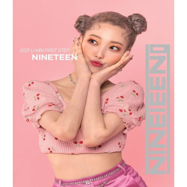U-MIN | 유민 | 1st Mini Album [nineteen]