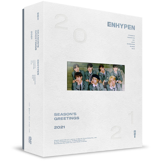 ENHYPEN | 엔하이픈 | 2021 SEASON'S GREETINGS [RESTOCK] [PREORDER]
