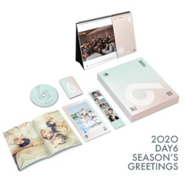 DAY6 | 데이식스 | 2020 SEASON'S GREETINGS - KPOP MUSIC TOWN (4385031782478)