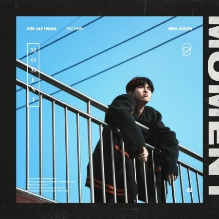 KIM JAE HWAN | 김재환 | 2nd Mini Album : MOMENT (4455150321742)
