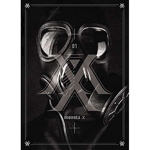 MONSTA X | 몬스타 엑스 | Mini Album : TRESPASS