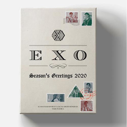 EXO | 엑소 | 2020 SEASON'S GREETINGS - KPOP MUSIC TOWN (4347569307726)