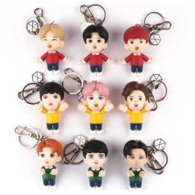 EXO | 엑소 | OFFICIAL FIGURE KEY RING
