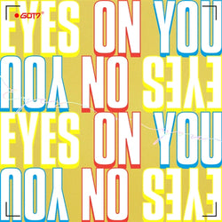 GOT7 | 갓세븐 | Mini Album : EYES ON YOU - KPOP MUSIC TOWN (4413206560846)