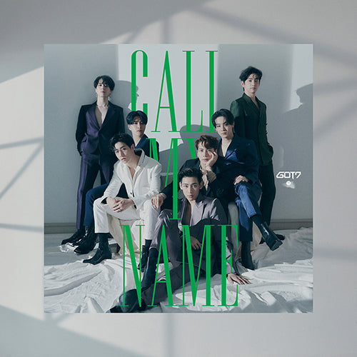 GOT7 | 갓세븐 | 10th Mini Album : CALL MY NAME - KPOP MUSIC TOWN (4393409806414)