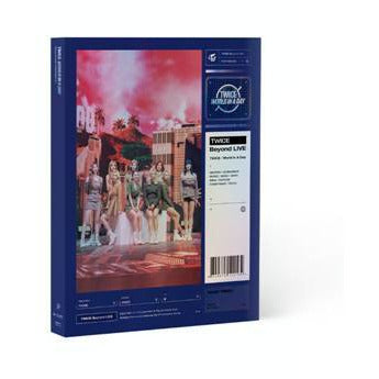 TWICE | 트와이스 | Beyond LIVE - TWICE : World in A Day [PHOTOBOOK]