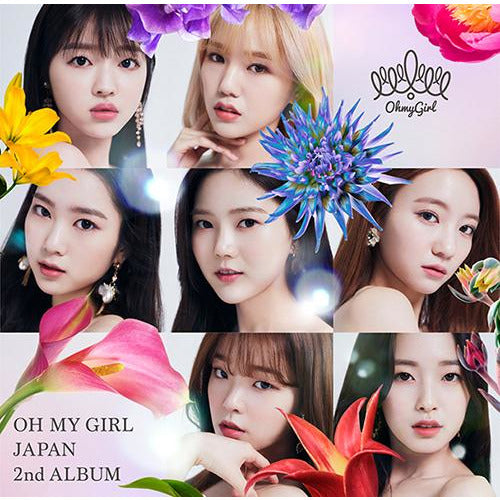 OH MY GIRL | 오마이걸 | JAPAN 2nd Album - KPOP MUSIC TOWN (4431814295630)
