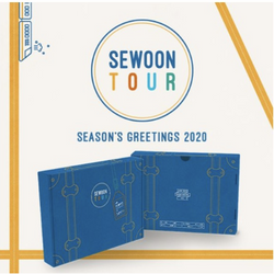 JUNG SE WOON | 정세운 | 2020 SEASON'S GREETINGS - KPOP MUSIC TOWN (4385053769806)
