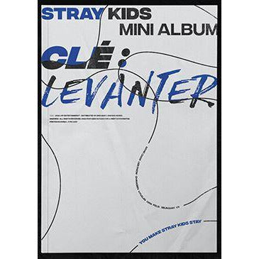 STRAY KIDS | 스트레이 키즈 | CLÉ : LEVANTER [ REGULAR ver. ]