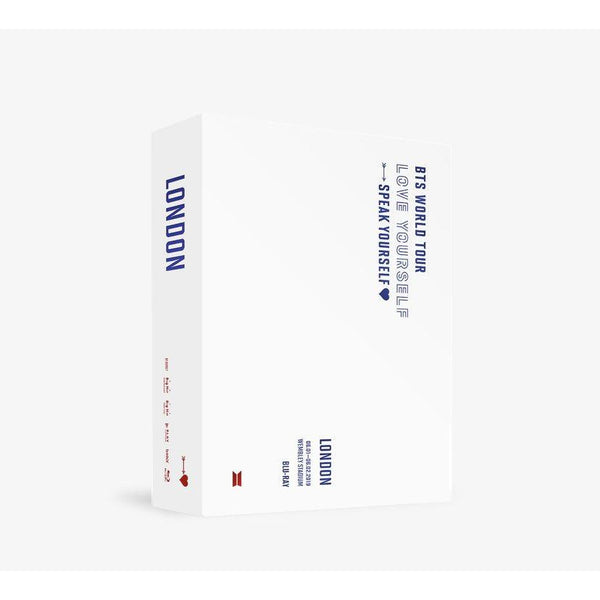 BTS | 방탄소년단 | WORLD TOUR LOVE YOURSELF : SPEAK YOURSELF LONDON [BLU-RAY]