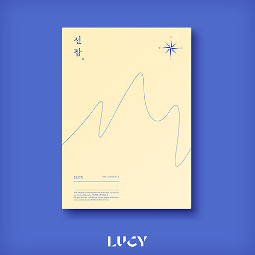 LUCY |루시| 2nd Single [선잠]