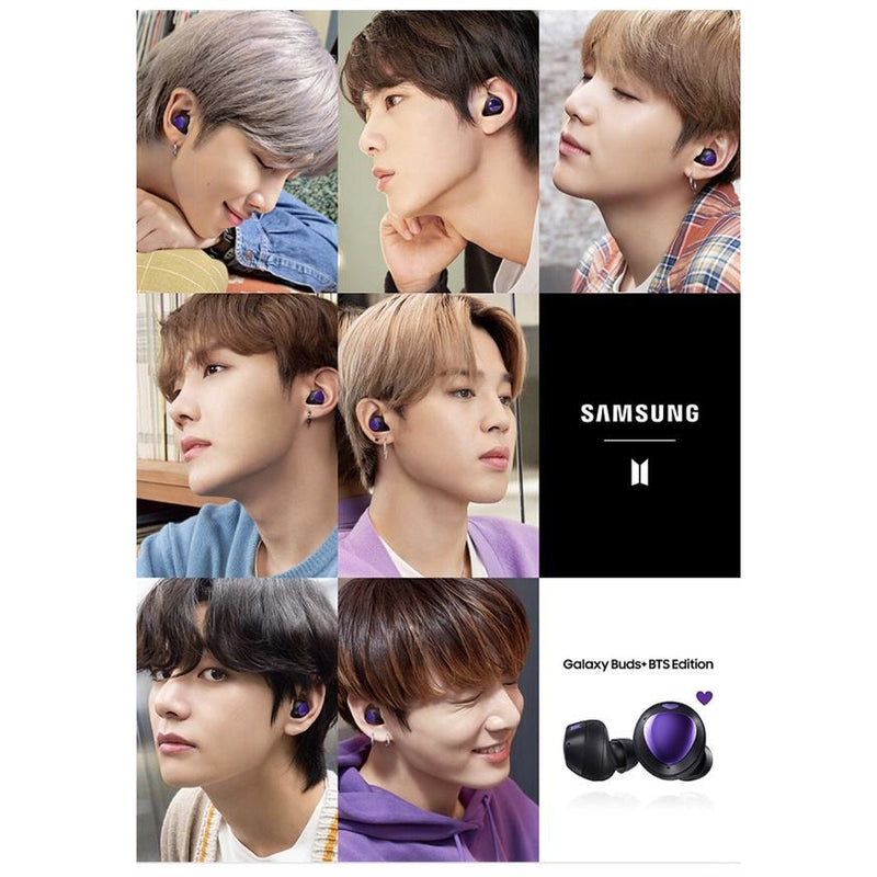 BTS | 방탄소년단 | BTS EDITION SAMSUNG GALAXY BUDS+