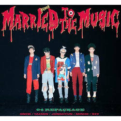 SHINEE | 샤이니 | 4th Album Repackage : MARRIED TO MUSIC - KPOP MUSIC TOWN (4428361236558)