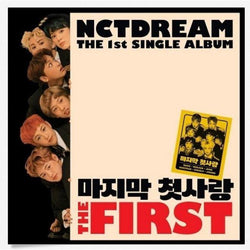 NCT DREAM | 엔시티 드림 | 1st Single Album : THE FIRST - KPOP MUSIC TOWN (4417667858510)