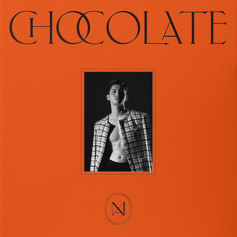 TVXQ MAX  | CHANGMIN | 최강창민 | 1st Mini Album : CHOCOLATE