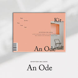 SEVENTEEN | 세븐틴 | 3rd Album : AN ODE [ KIHNO KIT ] - KPOP MUSIC TOWN (4336328704078)