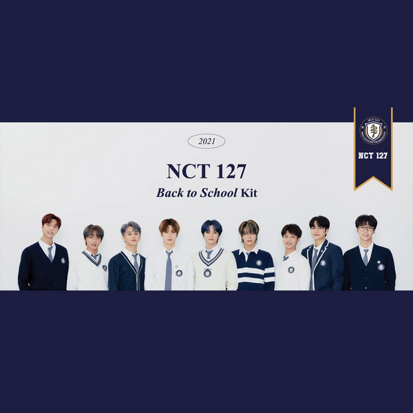 NCT 127 | 엔시티 127 | 2021 Back to School Kit