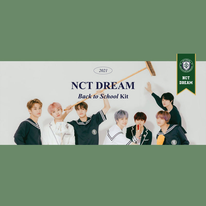 NCT DREAM | 엔시티 드림 | NCT DREAM 2021 Back To School Kit