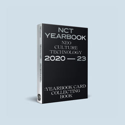 NCT 2020  | 엔시티 2020 | NCT 2020-2023 YEARBOOK + CARD COLLECTING BOOK