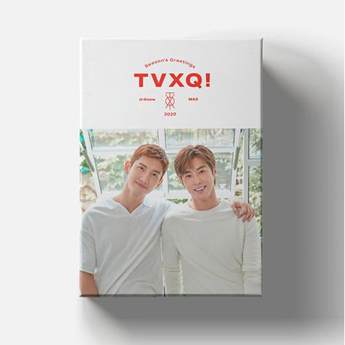 TVXQ | 동방신기 | 2020 SEASON'S GREETINGS - KPOP MUSIC TOWN (4346766917710)