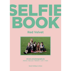 RED VELVET | 레드벨벳 | RED VELVET SELFIE BOOK (4470523887694)