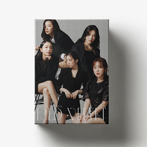 RED VELVET | 레드벨벳 | 2021 SEASON'S GREETINGS