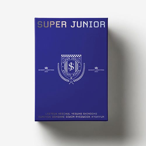 SUPER JUNIOR | 슈퍼주니어 | 2021 SEASON'S GREETINGS