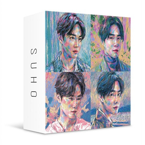 SUHO | 수호 | 1st Mini Album : Self Portrait [KIHNO KIT]