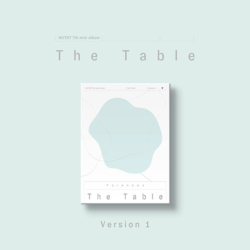 NU'EST | 뉴이스트 | 7th Mini Album : THE TABLE - KPOP MUSIC TOWN (4429166641230)