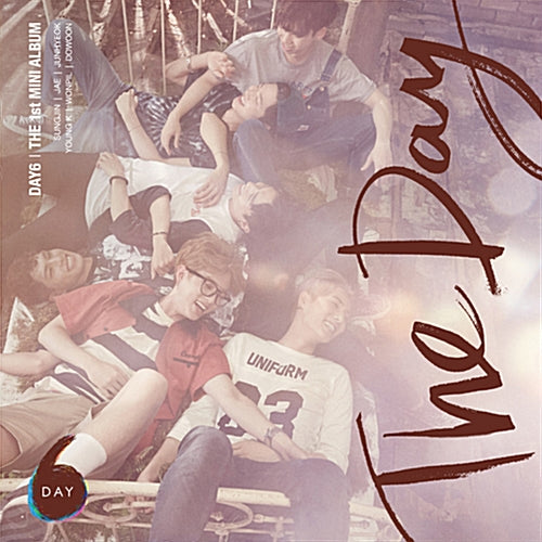 DAY6 | 데이식스 | Mini Album : THE DAY - KPOP MUSIC TOWN (4413062250574)