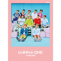 WANNA ONE | 워너원 | 1st Mini Album : 1×1=1 (TO BE ONE) - KPOP MUSIC TOWN (4418053177422)