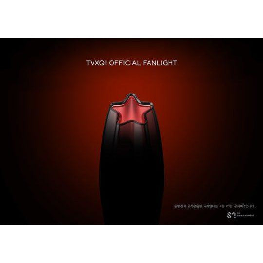TVXQ | 동방신기 | OFFICIAL LIGHT STICK - KPOP MUSIC TOWN (4384990625870)