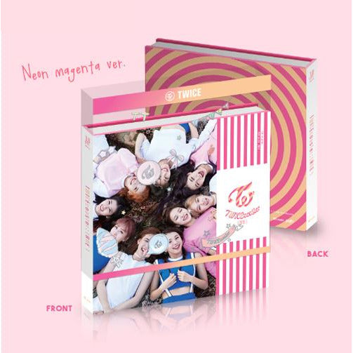 TWICE | 트와이스 | 3rd Mini Album TWICE COASTER : LANE 1 - KPOP MUSIC TOWN (4354322563150)
