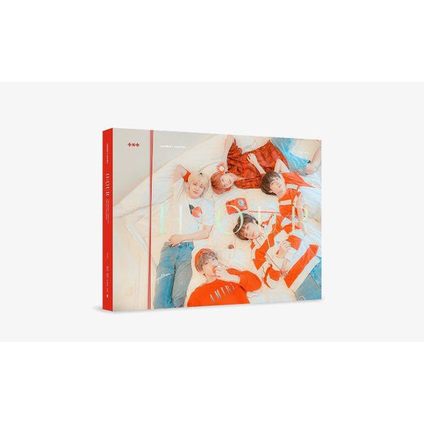 TXT | 투모로우바이투게더 | TXT The Second Photobook : H:OUR