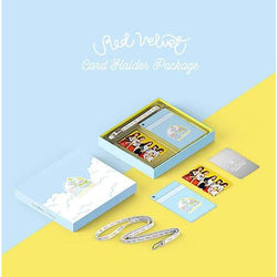 RED VELVET | 레드벨벳 | OFFICIAL CARD HOLDER