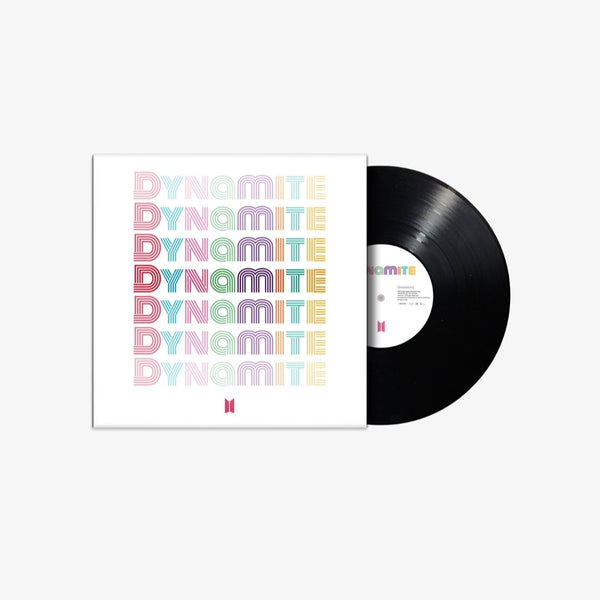 BTS | 방탄소년단 | DYNAMITE [Limited Edition LP]