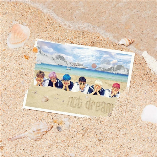 NCT DREAM | 엔시티 드림 | 1st Mini Album : WE YOUNG - KPOP MUSIC TOWN (4417710063694)