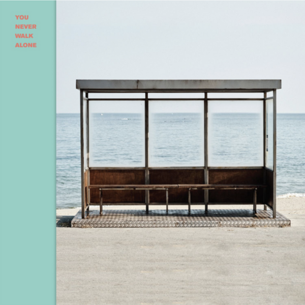 BTS | 방탄소년단 | 2nd Repackage Album : YOU NEVER WALK ALONE - KPOP MUSIC TOWN (4345975865422)