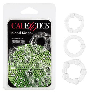 Island Cockrings Clear #use1429-00