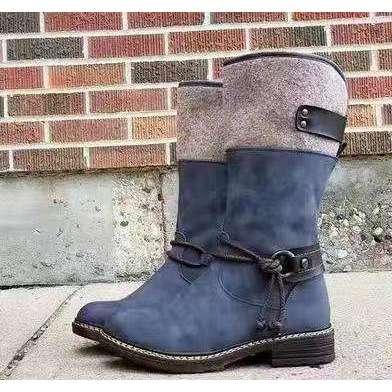 Casual Winter Suede Boots