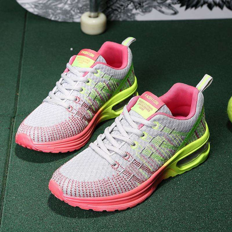Women Breathable Running Shoes