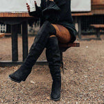 Over The Knee High Women Boots