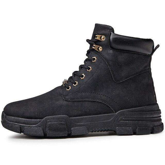 Men's Military Style Boots
