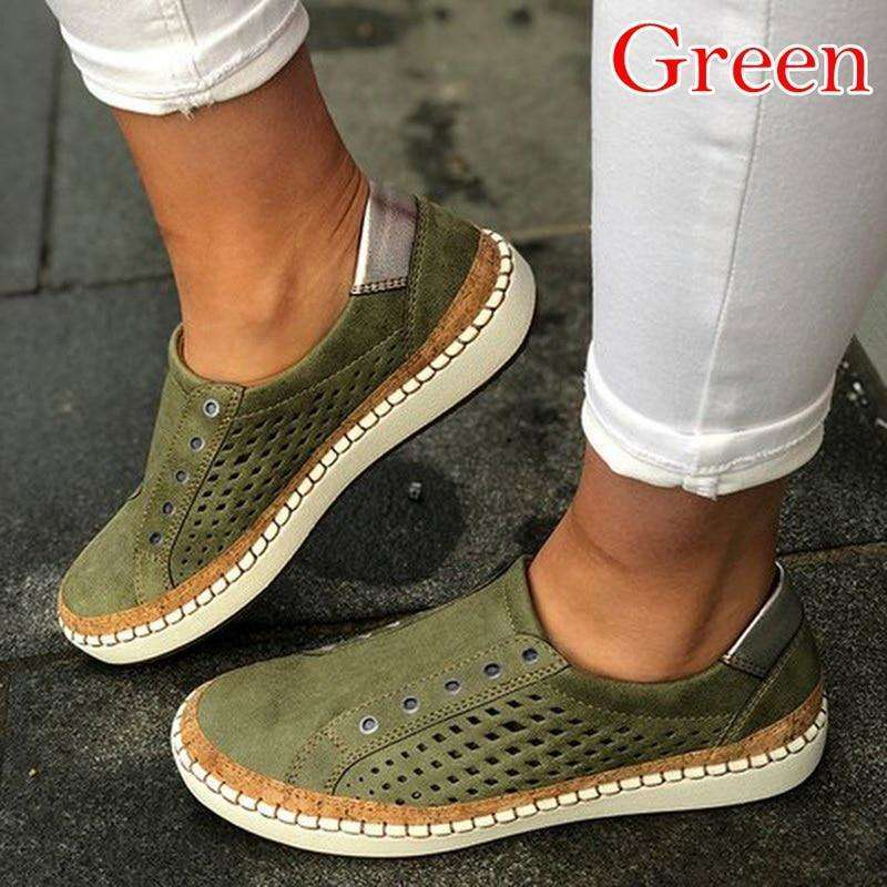 Casual Women Breathable Sneakers