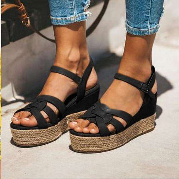 Wedges Summer Platform Sandals